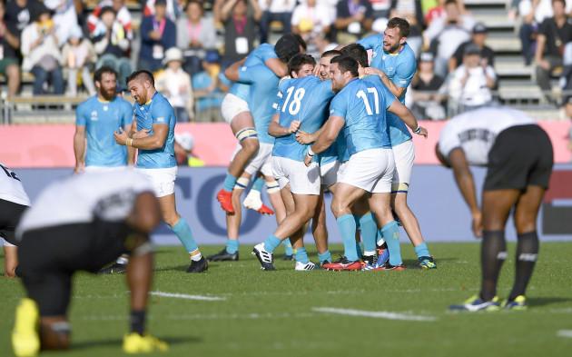 Uruguay RWC 2019