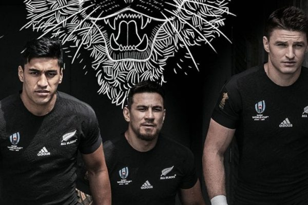 All Blacks Rugby RWC 2019