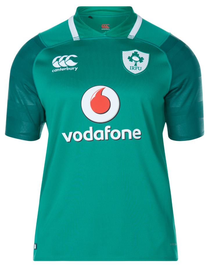 camiseta de rugby de Irlanda 2017/18