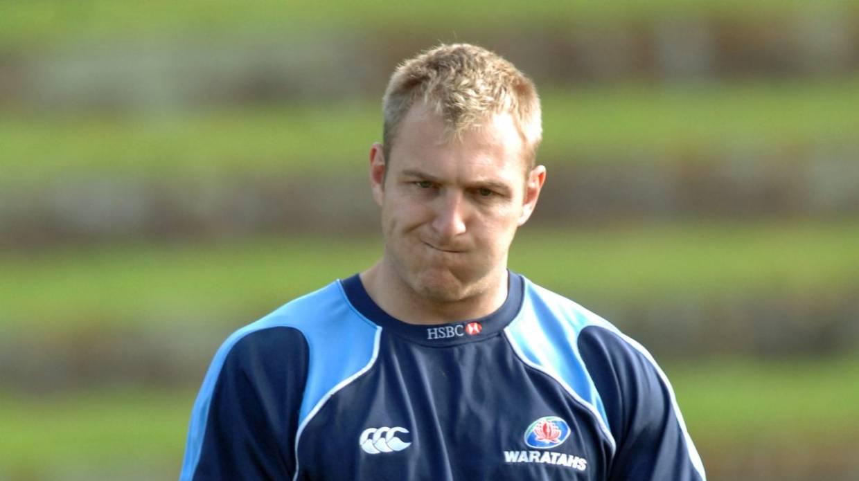 El ex entrenador de rugby de las escuelas de Waratah y Australia Peter Hewat dijo que Joseph Suaalii es un talento especial